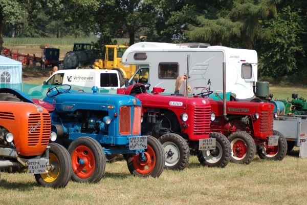De zevende Tractor Vierdaagse