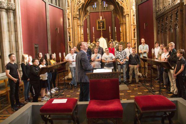 Zangers van Sint Frans