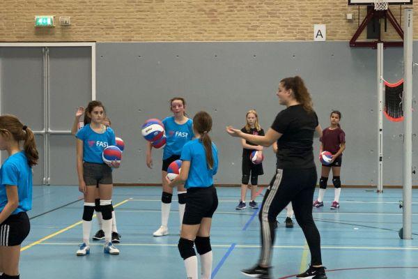 FAST Academy dé volleybalschool voor de regio