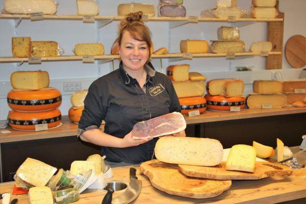 Een heerlijk en eerlijk stukje kaas