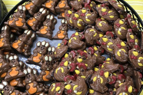 Paas chocolade: een onverwacht heerlijke traktatie