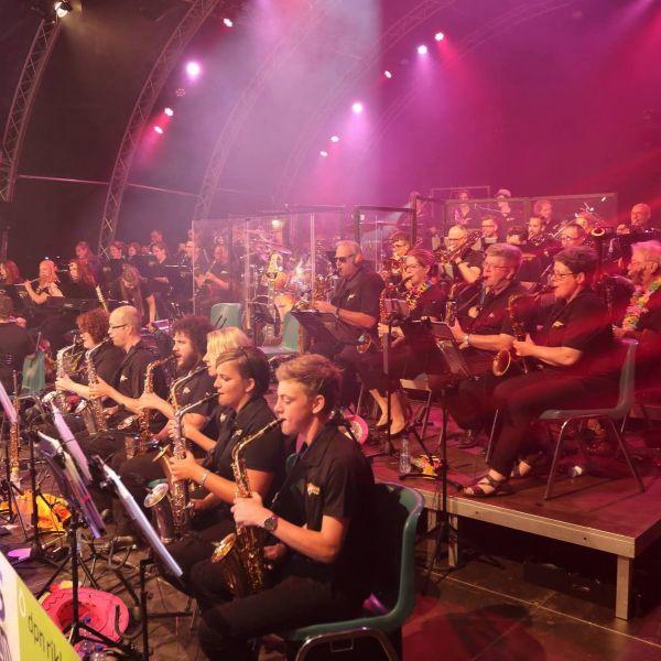 Vierdaagse Orkest steekt muzikaal hart onder de riem