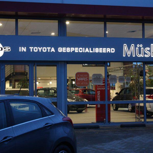 Autobedrijf Müskens heeft een jubilaris