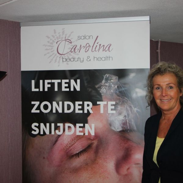 Schoonheidssalon Carolina in Overloon