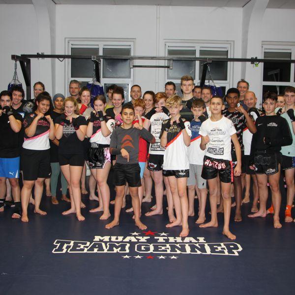 Kickboksen/Muay Thai: meer dan alleen boksen