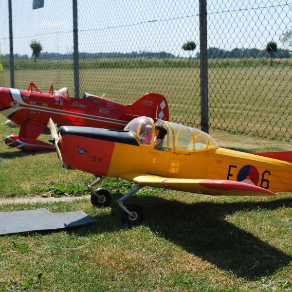 40 jaar modelvliegclub Columbia