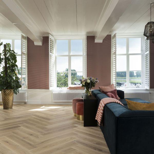 Bertus is ook een houten vloer!