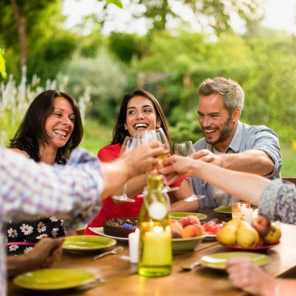 Wijnhoeve de Heikant, vakantiegevoel om de hoek
