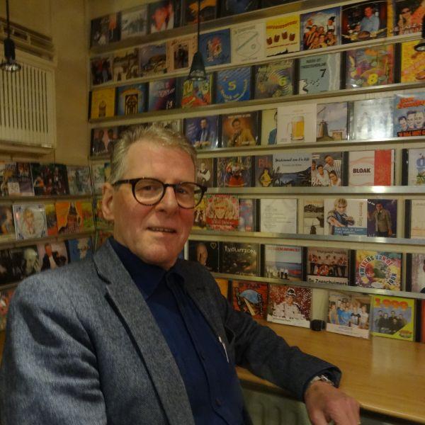 Het muziekleven van... Ferry Janssen