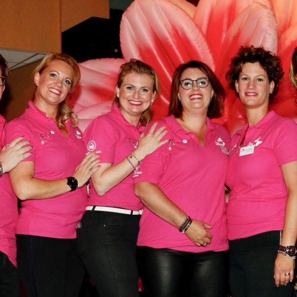 Pinkmama ondersteunt lotgenoten