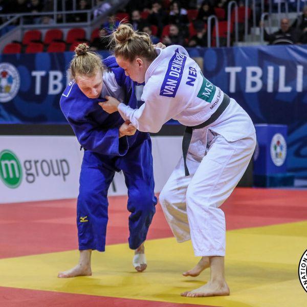 Judovereniging Groesbeek bestaat zestig jaar