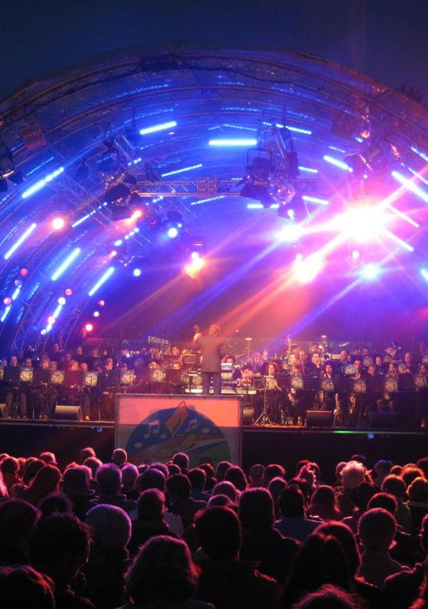 Vierdaagse Orkest steekt muzikaal hart onder de riem 2