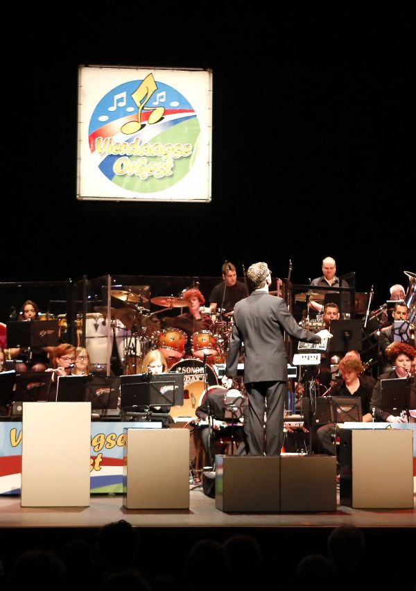 Vierdaagse Orkest steekt muzikaal hart onder de riem 10