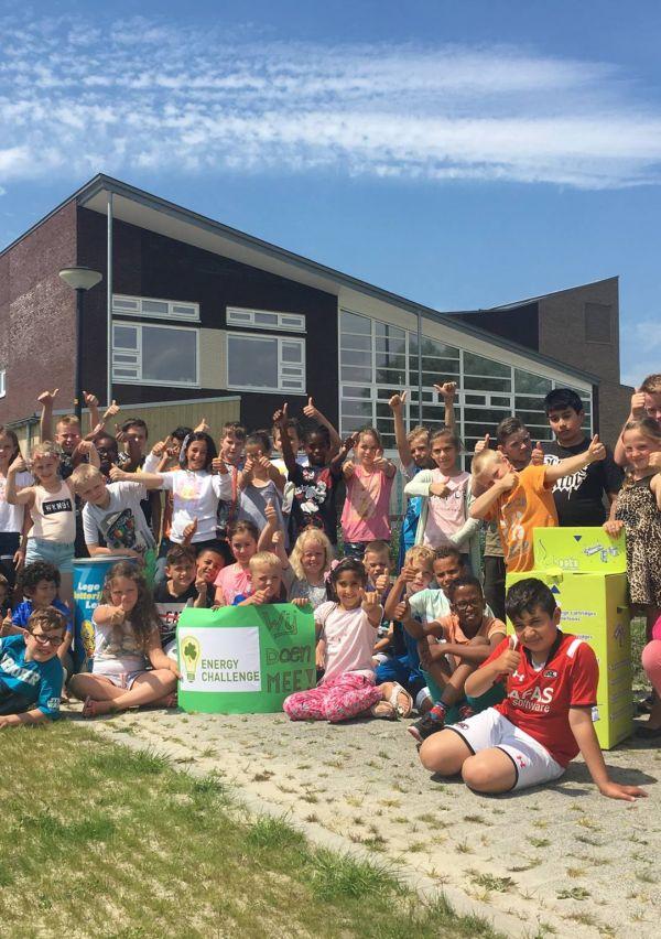 Energy Challenges daagt scholieren uit!