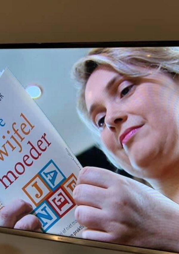 De twijfelmoeder: van Boekenbal tot RTL Boulevard 3