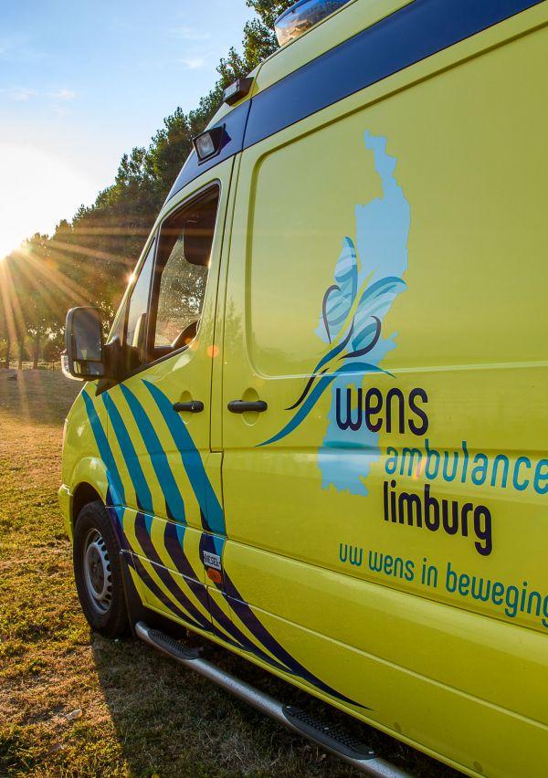 Wensambulance Limburg