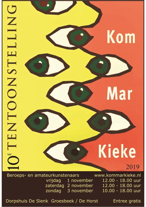"""""""Kom mar Kieke"""" 1"""