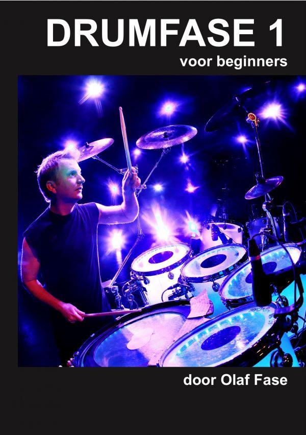 Groesbeekse drummer Olaf Fase schrijft drumboek 2