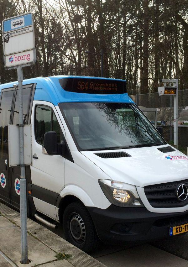 Buurtbus Rijk van Nijmegen zoekt chauffeurs (m/v) 1