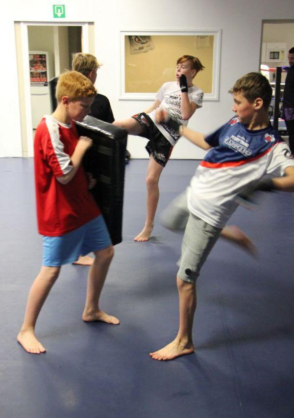 Kickboksen/Muay Thai: meer dan alleen boksen 1