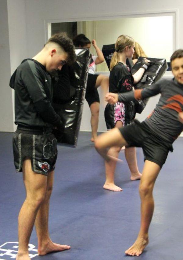 Kickboksen/Muay Thai: meer dan alleen boksen 2
