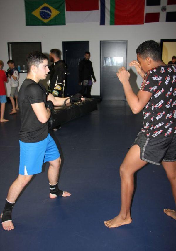 Kickboksen/Muay Thai: meer dan alleen boksen 4