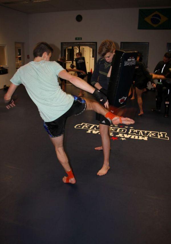 Kickboksen/Muay Thai: meer dan alleen boksen 5