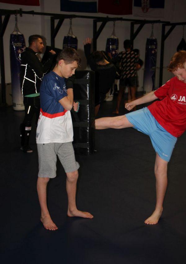 Kickboksen/Muay Thai: meer dan alleen boksen 10