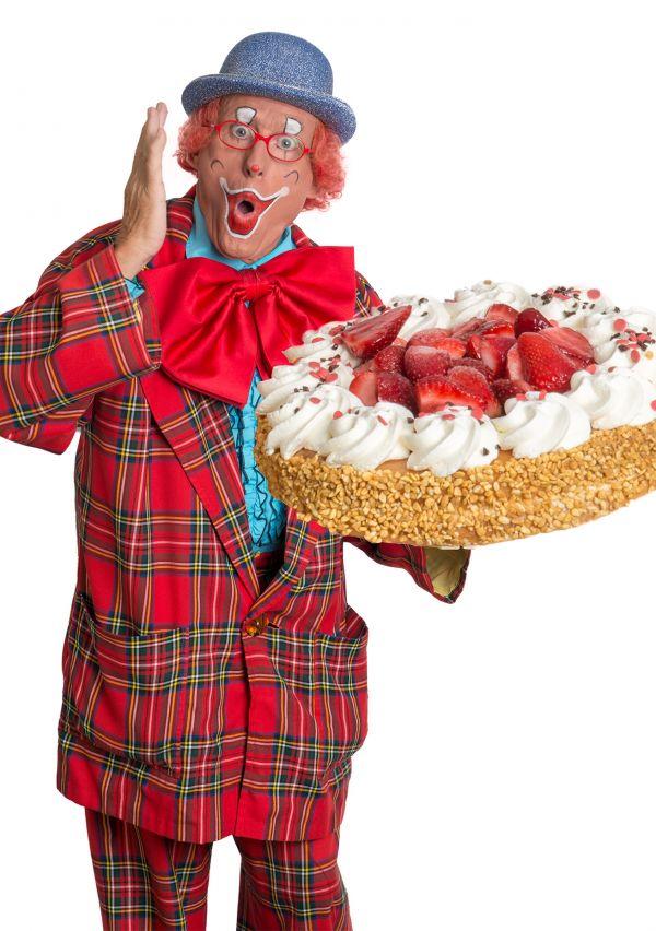 Clown Kwibus hangt zijn pak aan de wilgen 1