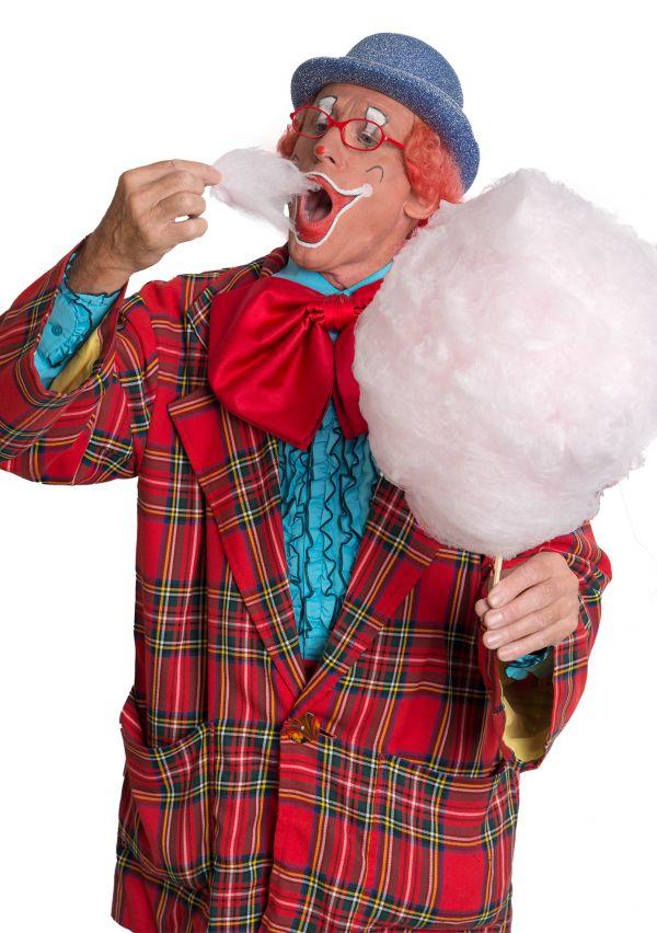 Clown Kwibus hangt zijn pak aan de wilgen 3