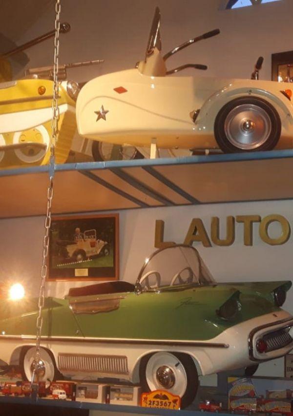 Speelgoed- en kermismuseum Vortum-Mullum 7