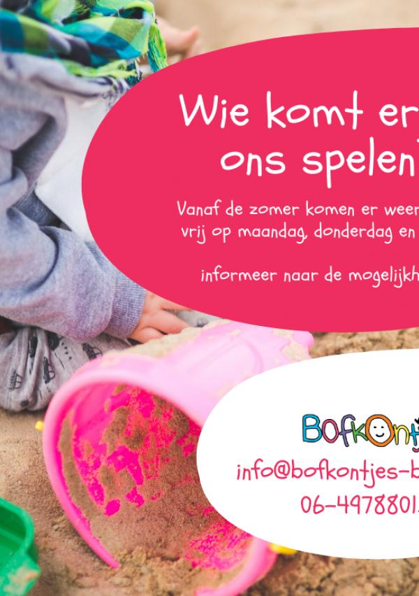 Gastouderopvang Bofkontjes en babycoach Emmy Jansen 3