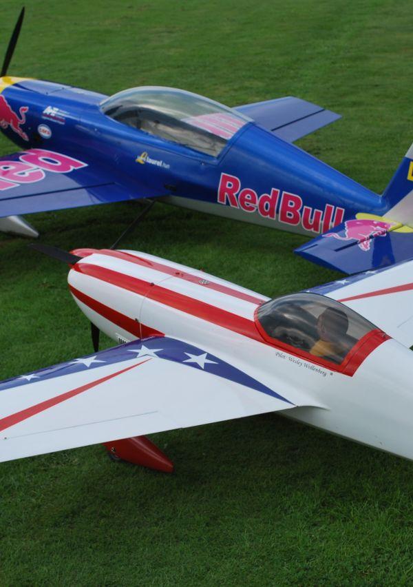 40 jaar modelvliegclub Columbia 1