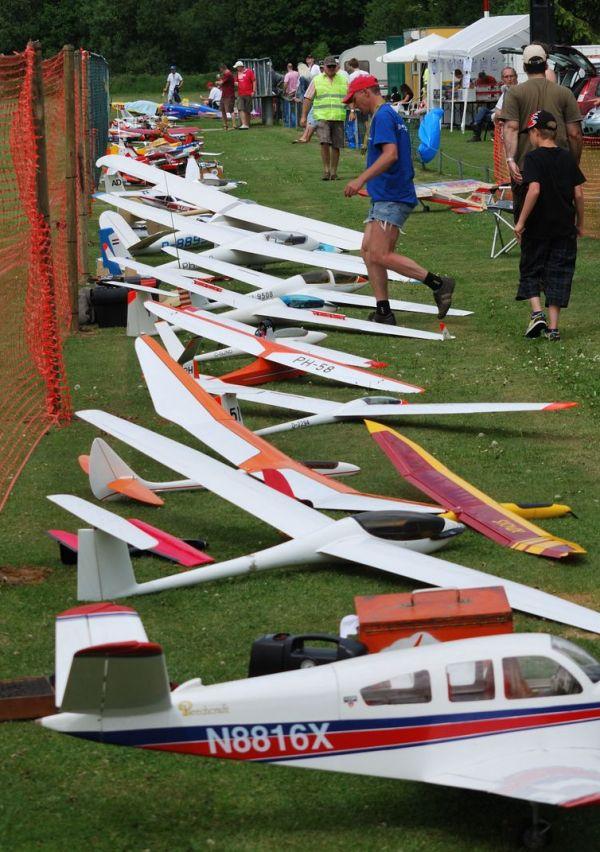 40 jaar modelvliegclub Columbia 3