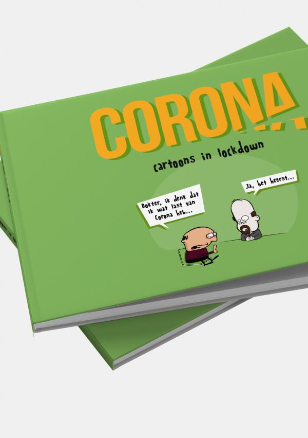 Corona | cartoons in lockdown 1