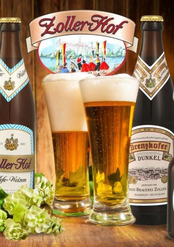 Een heerlijk zacht en fruitig biertje