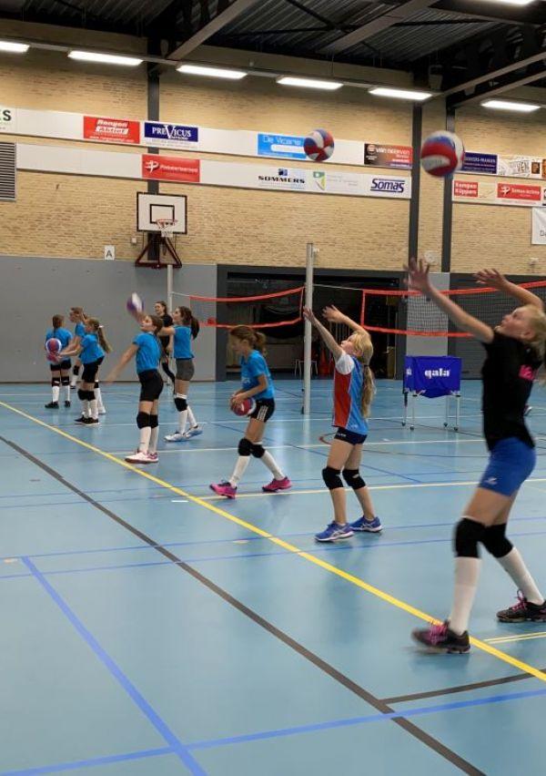 FAST Academy dé volleybalschool voor de regio 1