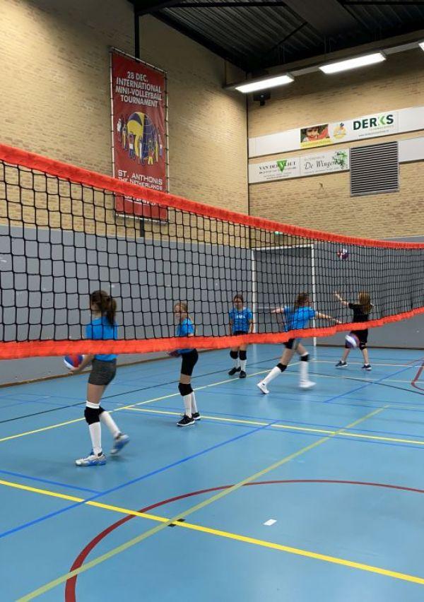 FAST Academy dé volleybalschool voor de regio 2