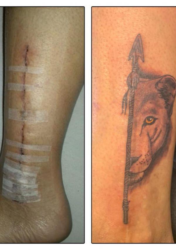Een tattoo is voor je leven 3