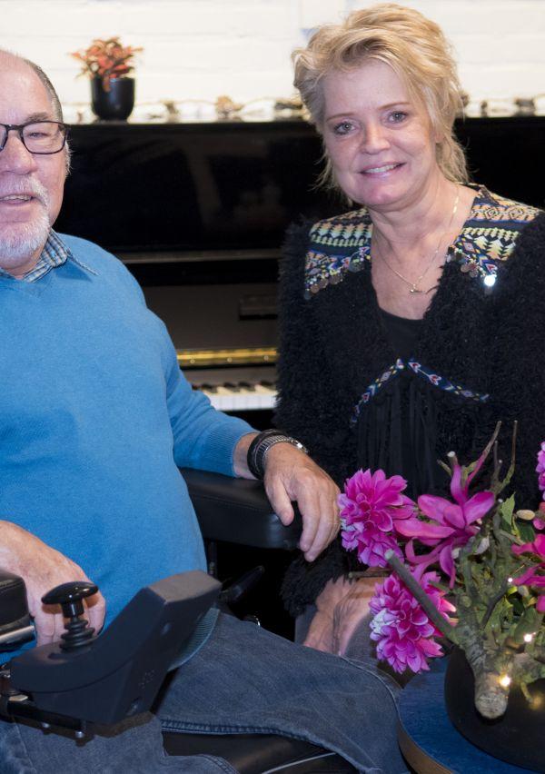 Helen Liebers, al veertig jaar op de bühne als zangeres! 1
