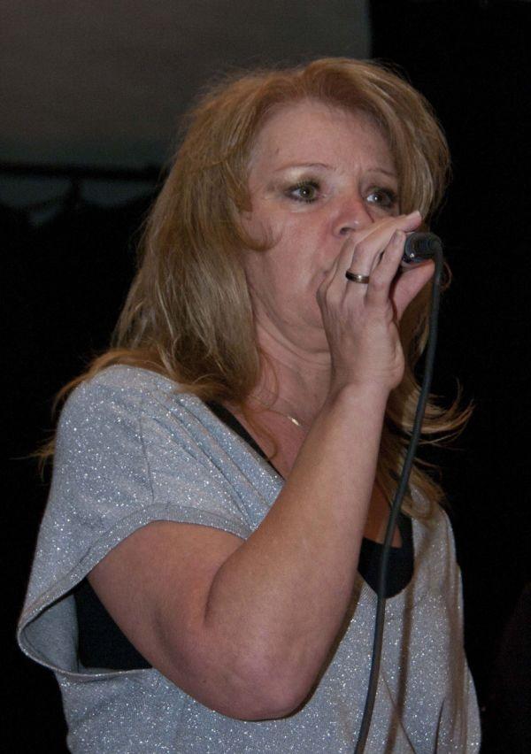Helen Liebers, al veertig jaar op de bühne als zangeres! 2
