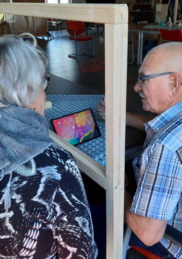 'Digitaal samenleven voor senioren' 3