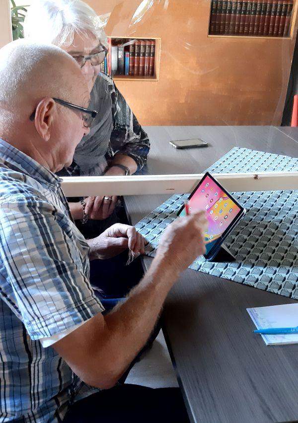 'Digitaal samenleven voor senioren' 4