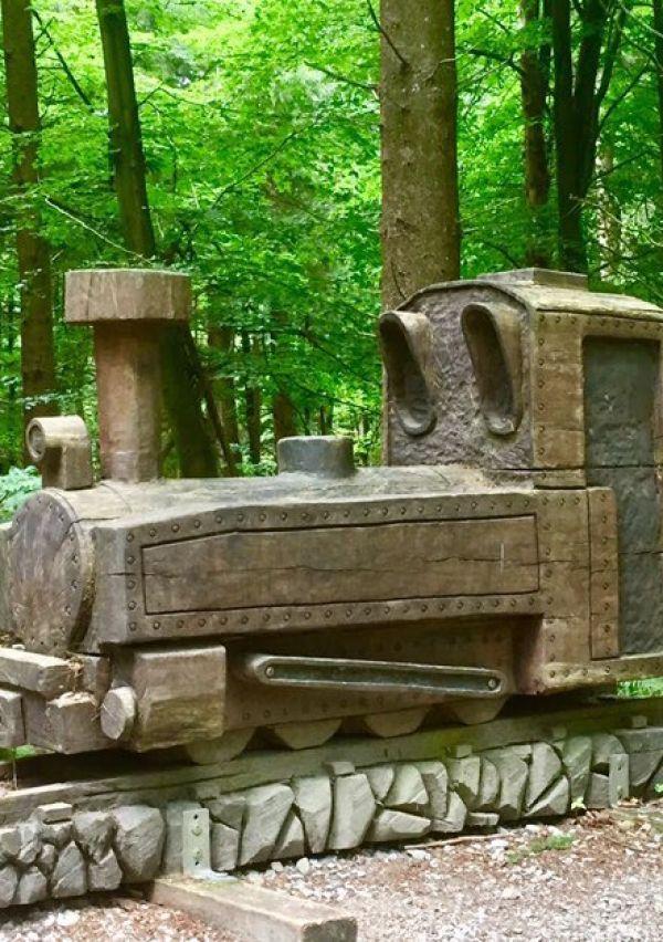 Het Reichswald: een keizerlijk bos 1