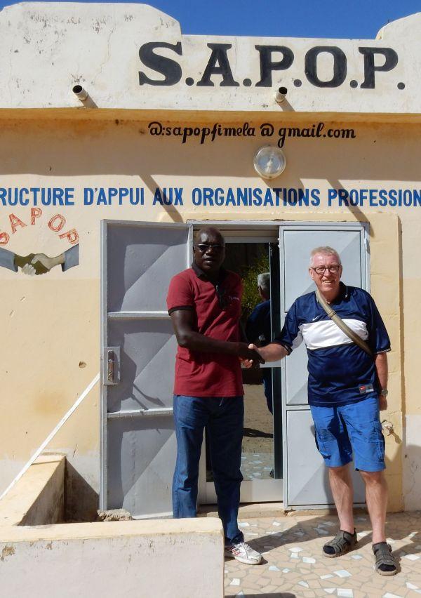 Stichting Support Yayème helpt nog steeds in Senegal