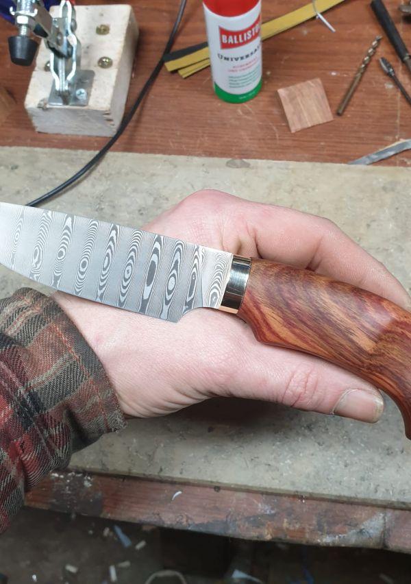 Een mes moet scherp zijn