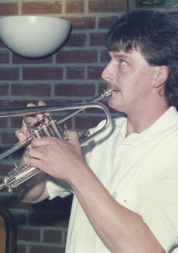 Frank Wijers; een Groesbeekse virtuoos op trompet! 1
