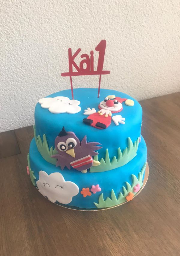 Luxe taarten op maat 2
