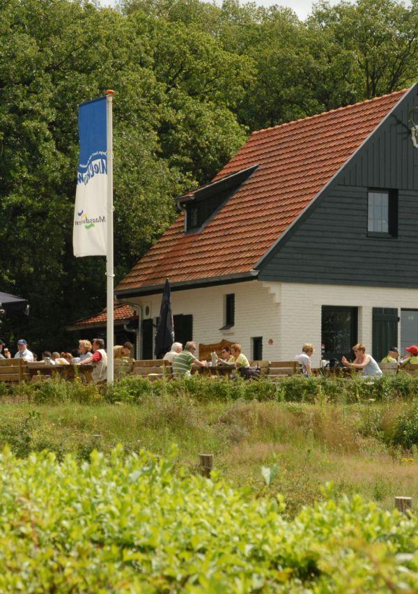 NP De Maasduinen: Landgoed de Hamert