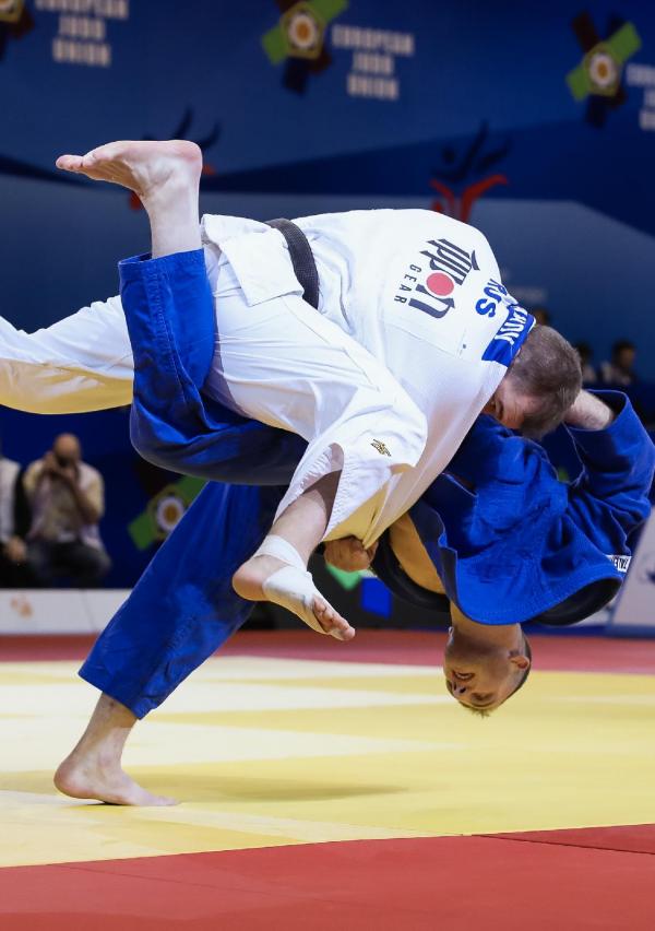 Judovereniging Groesbeek bestaat zestig jaar 5